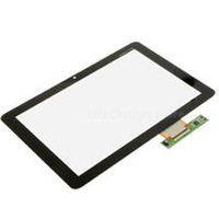 Wholesale Inch Front Panel Touch Screen Digitizer Glass B101VET03 for Acer Iconia Tab A200 via EMS or DHL