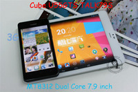 "Under $200 Cube 7.9inch Cube U55GTS TALK79S MTK8312 Dual Core 3G Phablet Android 4.2.2 Tablet PC with 1G RAM 4G ROM Bluetooth GPS Dual-Camera 7.9"" IPS From Imgirl"