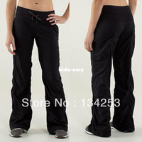 Wholesale 2014 NEW lululemon studio pant Top quality lulu lemon yoga pants for women size XS XL