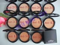 Wholesale Hot sale New brand makeup face powder studio fix powder plus foundation fond de teint powder g