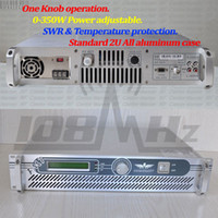 Wholesale 0 W MHz broadcast radio station FM transmitter inch U