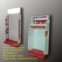 Wholesale Good quality of floor standing metal display shelf
