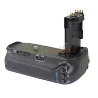 Battery Grip Camera Batteries Yes Vertical External Battery Grip for Canon 70D - Black#2101020