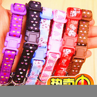 Wholesale Recommended classic bell collar pet collars dog collar durable Halcrow collar CM CM BQXQ0008