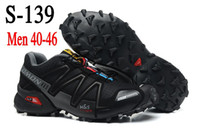 zapatillas salomon - Zapatillas SALOMON Men Running Shoes SpeedCross CS men s running shoes waterproof shoes euro size
