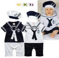 rompers - Baby Rompers One Piece Clothing Kids Romper Boys Caps Baby One Piece Romper Jumpsuit And Rompers Children Clothes Boy Rompers White Rompers