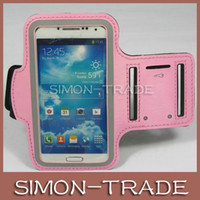 Wholesale Universal Armband waterproof GYM Armband Arm band Belt Pouch cover case skin for Iphone S S C Samsung Galaxy S4 S3 Note