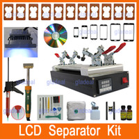 AC 100-240V for Samsung series and iPhone4/4s/5  2014 Latest Manual LCD Separator Machine Tool Seperator to Repair Separate Refurbish Glass Touch Screen Digitizer for iPhone,Samsung..