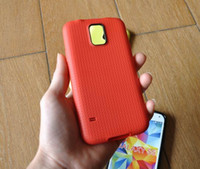 Wholesale Official styling New tPU Leather Case Back Cover Colorful Cases For Samsung Galaxy S5 i9600 S iphone S Factory price Manufacturer