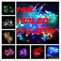 Christmas twinkle lights - Beautiful color lamp LED M colorful String Fairy Light XMAS Christmas Party Wedding lights Twinkle lights