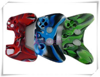Wholesale Your best Choice Best quality New Soft Silicone Protective Sleeve Case Skin Cover for PlayStation PS4 Xbox one Controller E_supplier