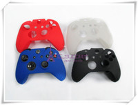 PS4,Xbox one Xbox one case  Free shipping Best quality New Soft Silicone Protective Sleeve Case Skin Cover for PlayStation 4 PS4 Xbox one Controller factory E_supplier