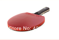 Wholesale DHS Hurricane King blade DHS hurricane provincial rubber butterfly tenergy rubber professional hand made table tennis rackts