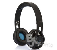 Wholesale SMS Audio Wireless SL350 STREET by On Ear with Headphone Black Noise Cancelling Cent Hifi Mic Earphones Headset One Year Limi