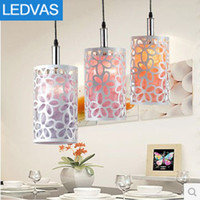 Wholesale LEDVAS Modern Crystal Chandelier Light Fixture Crystal lamps Ceiling Lamp Luster chandeliers LD