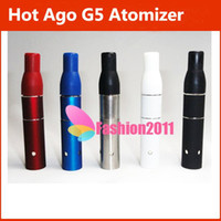 Hot Ago G5 Atomizer for Electronic Ego Cigarette Dry Herb Va...