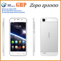 Zopo 5.0 Android ZOPO ZP1000 MTK6592 Octa Core Smartphone 1.7GHz 5.0 Inch Gorilla Glass FHD Screen 1GB 16GB Android 4.2 OTG Black white golden