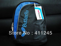 Wholesale Medium Size Butterfly Bag Double Shoulder Table Tennis Bag Sports Travel Bag