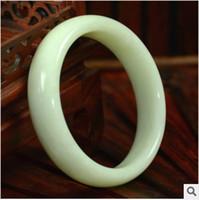 Bangle jade bracelet - Factory direct sales of pure natural jade bracelet Guizhou jade bracelet high end fashion bangles