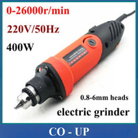 Wholesale New Electric Grinder Electric Drill V W Speeds Different Choice Tool for Home and Work