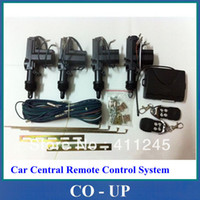 Wholesale Car Central Remote Control Locking Power Door Lock System Keyless Entry Kit with Remote Controller