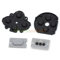 Wholesale 10sets Replacement Conductive Silicon Pad for PSP Button Switch piece Set sku