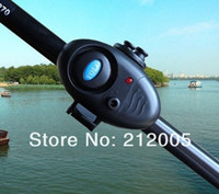 Wholesale Outdoor Electronic Fish Bite Alarm Finder Sound Alert Running LED Clip on Fishing Tool