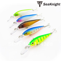 Wholesale Super Quality Mix Colors Hard Bait Minnow Fishing lures Bass Fresh Salt water LR SET