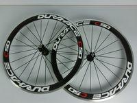 Wholesale C50 carbon fiber road bike cycling wheels carbon alloy brake clincher wheelset mm carbon road novatec hub bicycle wheelset