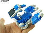 Wholesale BT007 solar energy robot toy DIY toy