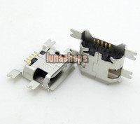 IPad & Tablet android tablet parts - 2pcs U031 Repair Parts Micro USB Data charger port Adapter For Android Tablet Phone