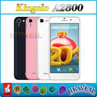 Kingelo A2800 Octa Core MTK6592 1. 7GHZ Cell Phone 2G RAM 8G ...