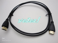 Wholesale M M M HDMI to HDMI Cable Version Gold Digital Audio Video Cable