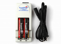 Wholesale Trustfire TR Dual Battery Charger Car Charger Brand New