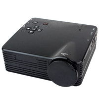 Wholesale New Mini LED Projector Game Multimedia Portable with AV VGA SD USB HDMI Remote Control E9025A