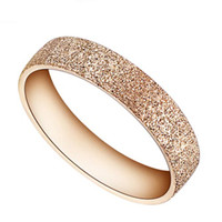 316L Stainless Steel Ring Rose Gold Ring For Woman