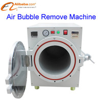air bubble removing machine 110V/220V 500w Free Shipping separator machine for refurbishing broken LCD digitizer Automatic Air Bubble Remove Machine