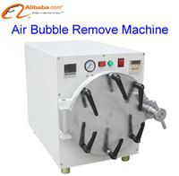 air bubble removing machine 110V/220V 500w High Pressure Autoclave OCA Adhesive Sticker LCD Bubble Remove Machine For Glass Refurbishment