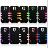 Plastic TPU Shockproof Armor Rugged Case For Samsung Galaxy ...