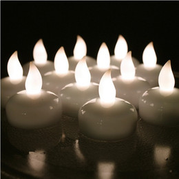 Wholesale LED floating tea light candle active light