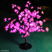 Wholesale 216 led m cherry blossom tree lights for christmas decorations