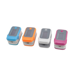 Wholesale New CE Home Care Color OLED Fingertip Pulse Oximeter with Audio Alarm Pulse Sound SPo2 Monitor