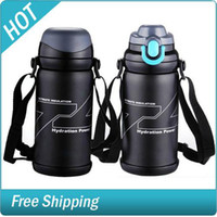 Wholesale Double Layer Stainless Steel Vacuum Thermos Flask Water Bottle ML