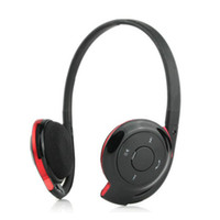 Bluetooth Headset bh shipping - Bluetooth Headphone Stereo Headset BH with Mic For Iphone Nokia Samsung Universal