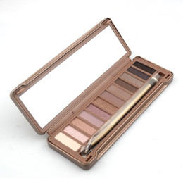 Wholesale Brand Cosmetic Hot Selling Makeup Eyeshadows Palette Color Eyeshadow Eye Shadow via dhl