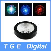 Wholesale Novelty Color Changing LED Light Drink Bottle Cup Coaster