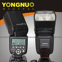 Wholesale Yongnuo YN III Wireless Flash Speedlite for Canon Nikon Pentax Olympus