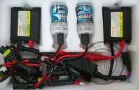 al por mayor azul xenón h1-Xenon HID kit kit xenón kit coche 35W solo haz XENON HID KIT HB3 HB4 D2S H1 H3 H7 H8 H10 H11 9005 9006 880 881 H16 oro blanco azul rosa