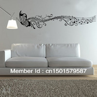 other best modern music - The best Price LMRD cm cm Music Butterfly Wall Sticker Wall Mural Home Decor Decals