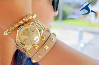 Wholesale 2014 Best Selling Product Christmas Gifts Rose Gold Michael Watch Women Luxury Brand Watches men s Watch